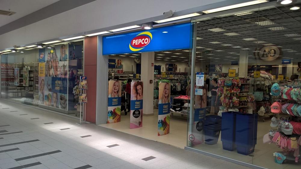 budmil store Family Center Szombathely